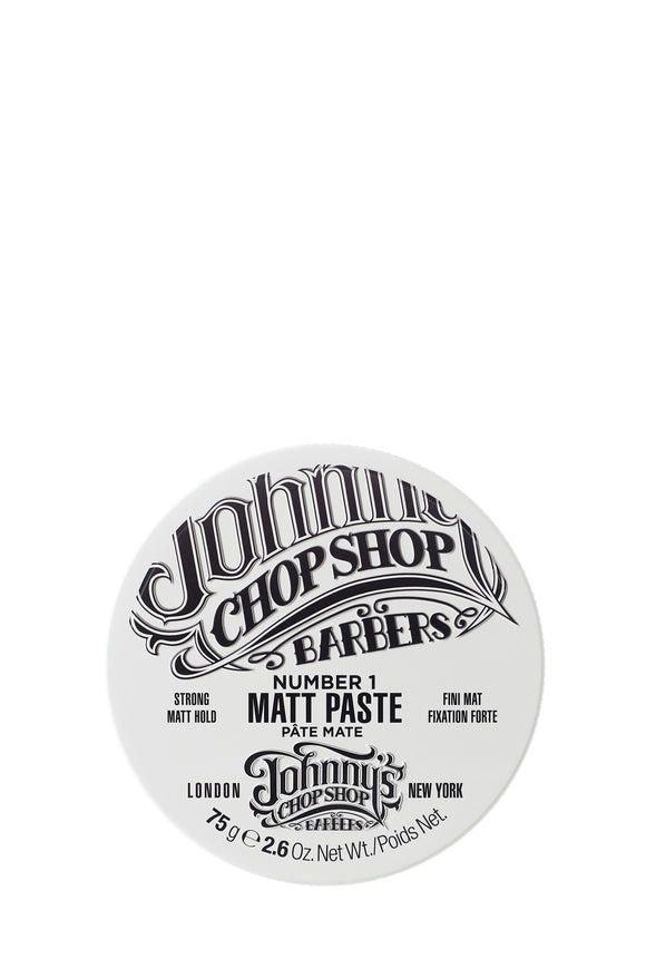 Johnny's Chop Shop No1 Matt Paste 75g