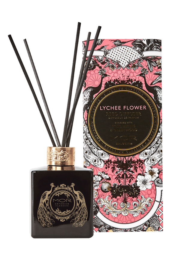 MOR Lychee Flower Reed Diffuser 180ml