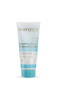 Marzena Sensitive Hair Remover Lotion 170g
