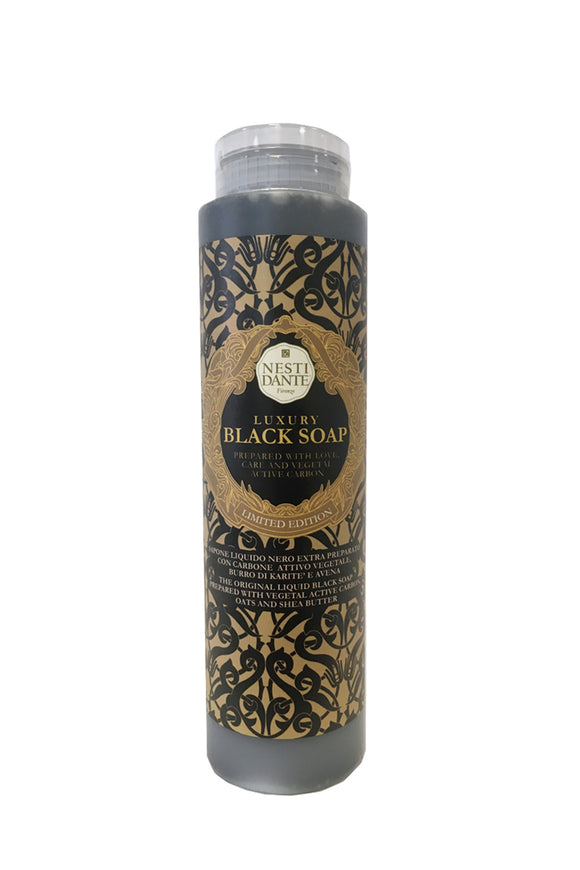 Nesti Dante Luxury Black Shower Gel 300ml