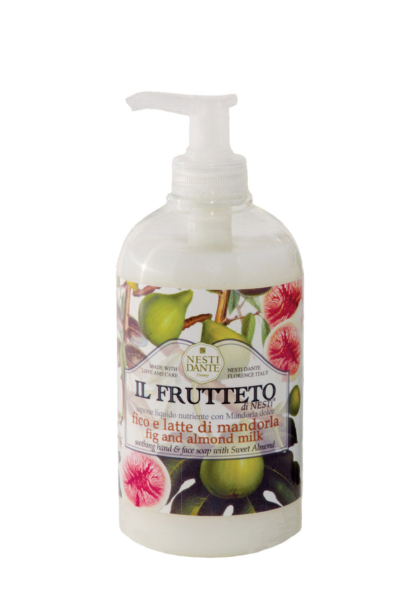 Nesti Dante Il Frutteto Fig & Almond Milk Hand Wash 500ml
