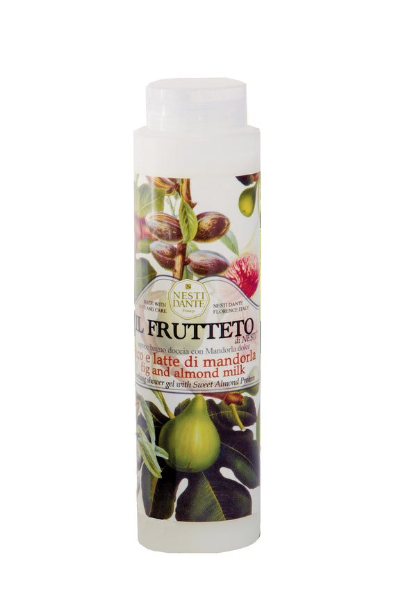 Nesti Dante Il Frutteto Fig & Almond Milk Shower Gel 300ml