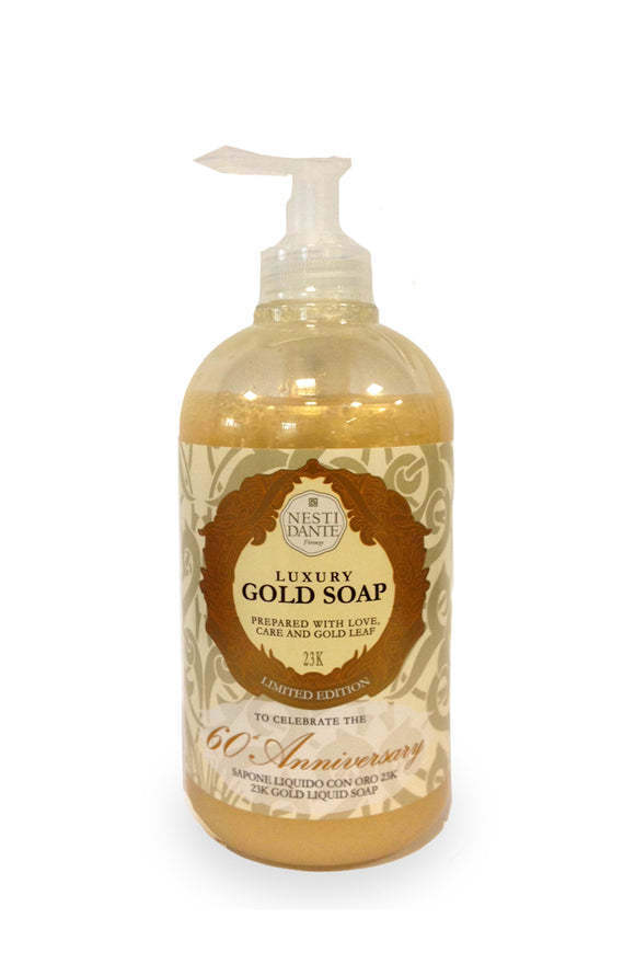 Nesti Dante Gold Hand Wash 500ml