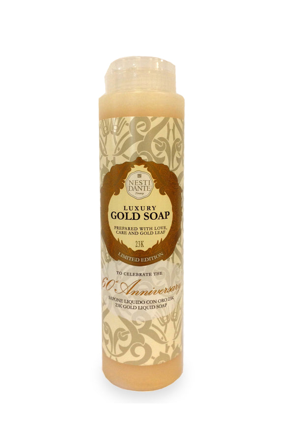Nesti Dante Luxury Gold Shower Gel 300ml