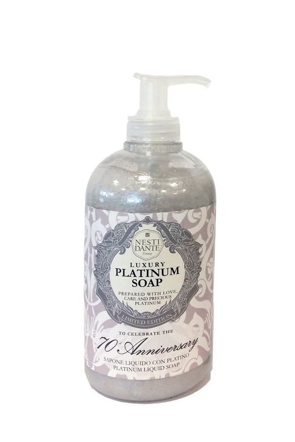 Nesti Dante Platinum Hand Wash 500ml