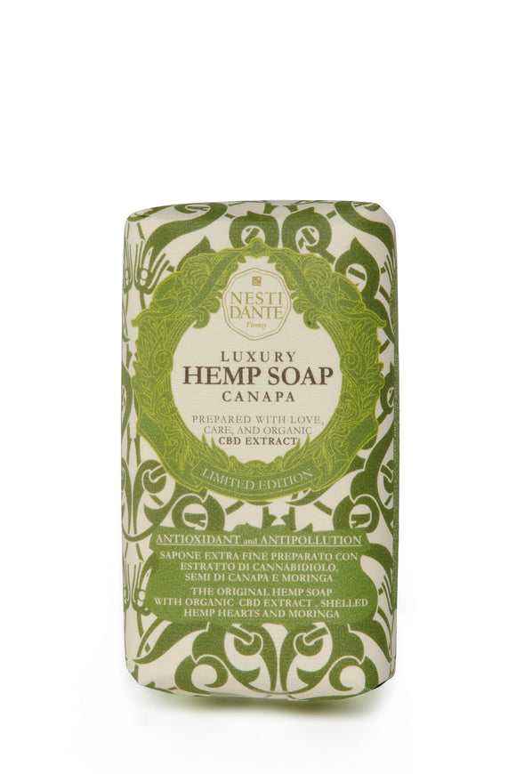 Nesti Dante Luxury Hemp Soap 250g