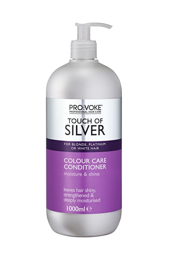 Provoke Touch of Silver Colour Care Conditioner 1 Litre