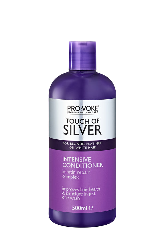 Provoke Touch of Silver Intensive Conditioner 500ml