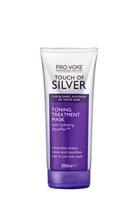 NEW! Provoke Touch of Silver Toning Treatment Mask 200ml