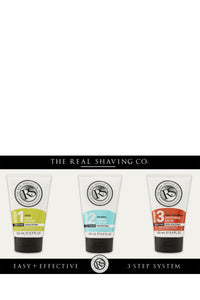 The Real Shaving Co. Clean Shave Collection