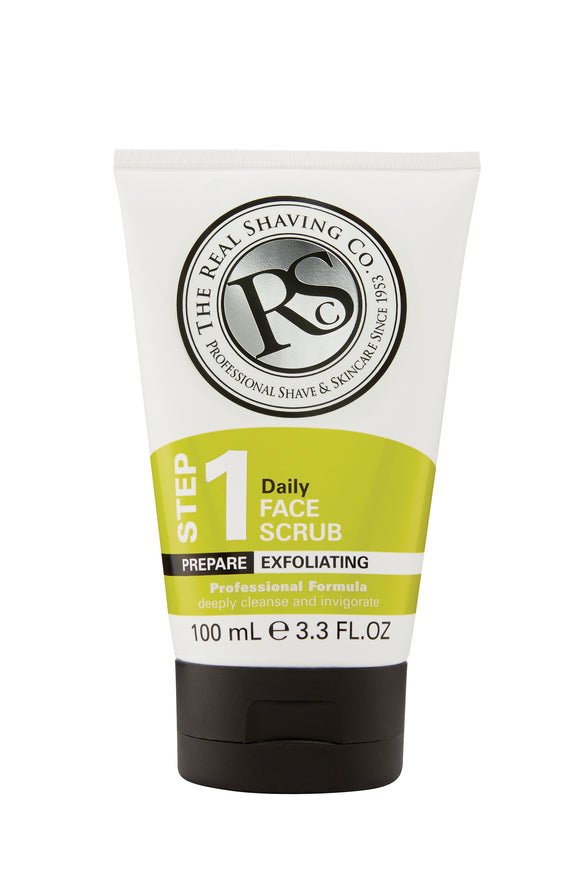 The Real Shaving Co Daily Face Scrub 100ml