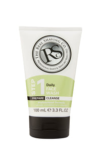 The Real Shaving Co Daily Face Wash 100ml