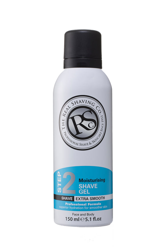 The Real Shaving Co Moisturising Shave Gel 150ml