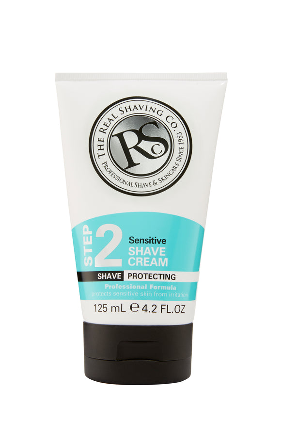 The Real Shaving Co Sensitive Shave Cream 125ml