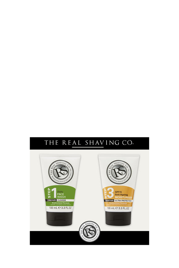 The Real Shaving Co. The Essentials Duo
