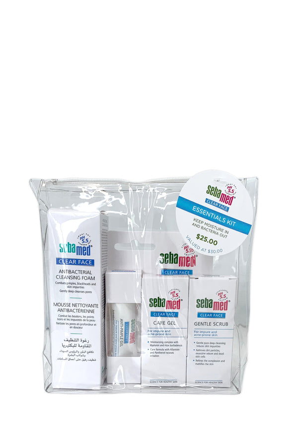 Sebamed Clear Face Essentials Kit