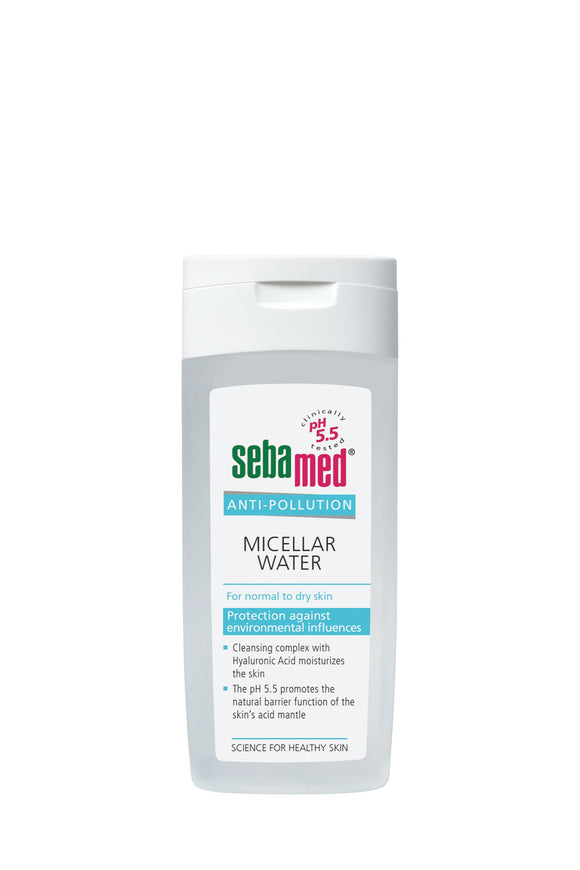 NEW! Sebamed Anti-Pollution Micellar Water 200ml