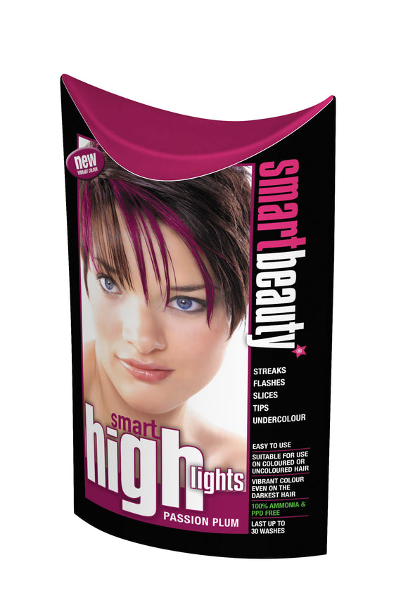 Smart Beauty Highlights Passion Plum