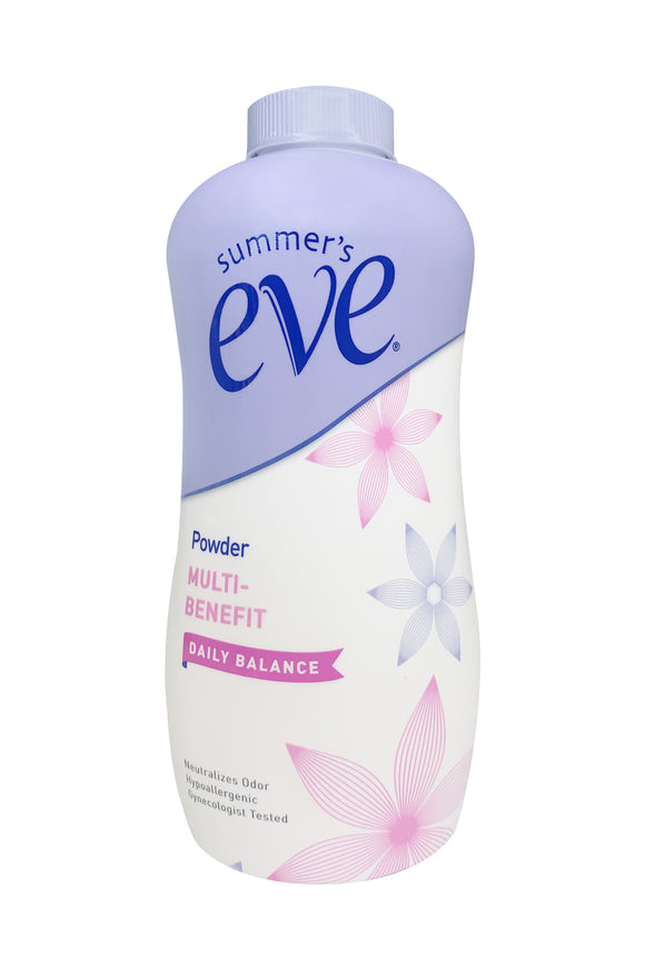 Summer's Eve Powder 198g
