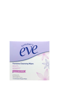 Summer's Eve Wash Cloths 16's