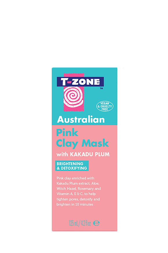 T-Zone Australian Pink Clay Mask 125ml