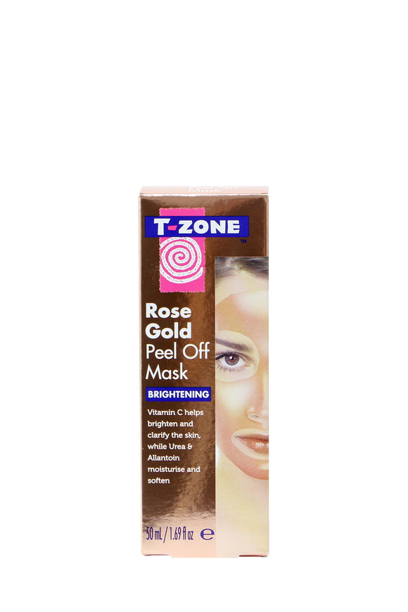T-Zone Rose Gold Peel Off Mask 50ml