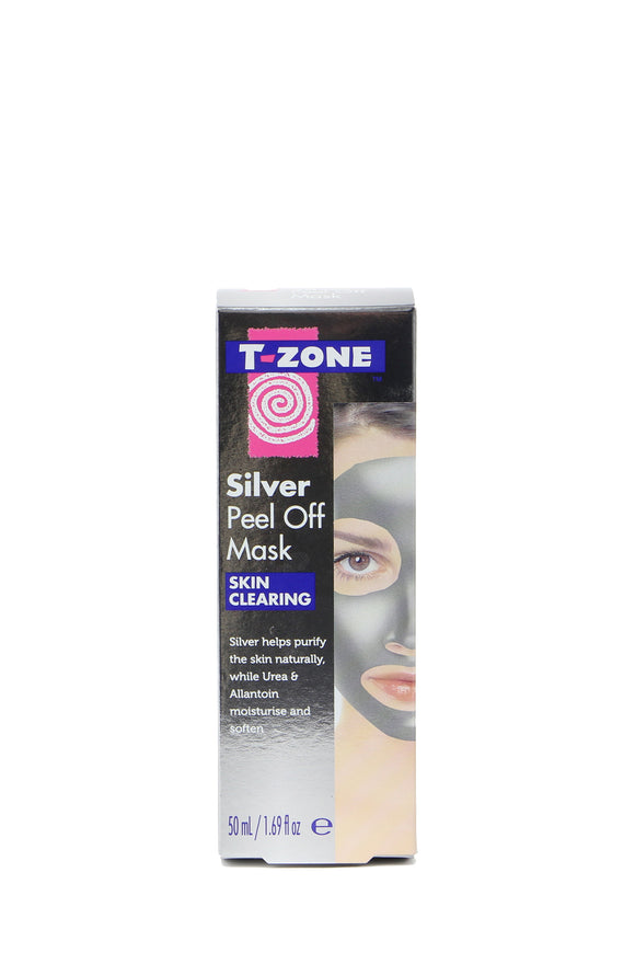 T-Zone Silver Peel Off Mask 50ml