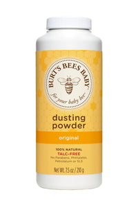 Burt's Bees Baby Bee Dusting Powder Bottle 212g