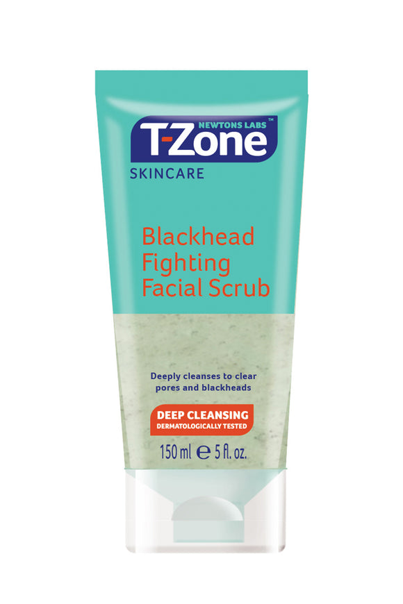 T-Zone Blackhead Fighting Facial Scrub 75ml