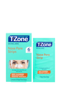 T-Zone Nose Pore Strips (6)