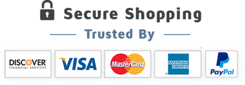 Guaranteed Safe Checkout at Amy&Rose