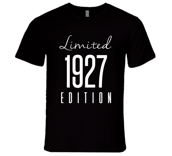 Limited Edition 1927 T-Shirt