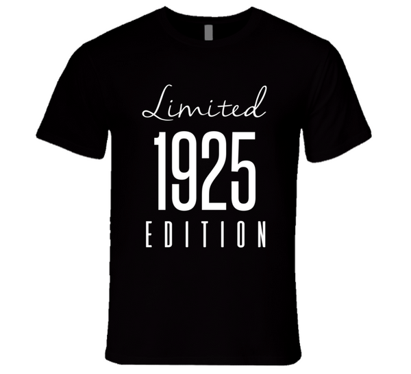 Limited Edition 1925 T-Shirt