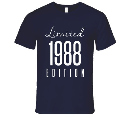 Limited Edition 1988 T-Shirt