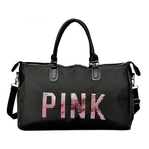 Pink II Travel Bags
