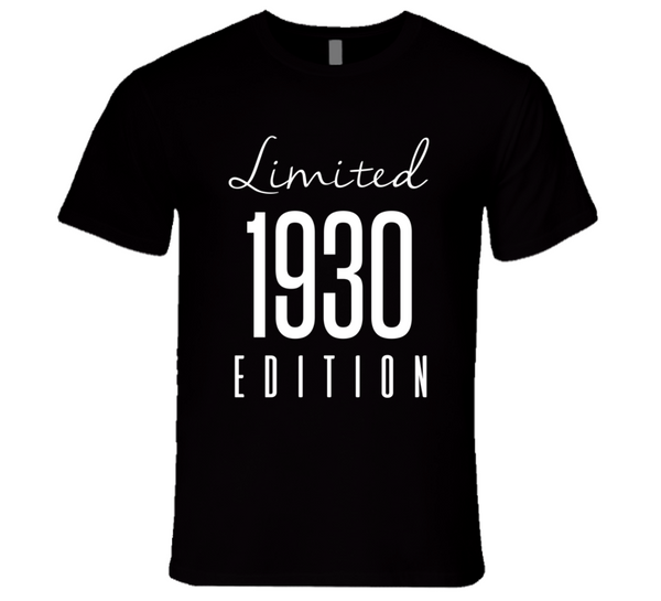 Limited Edition 1930 T-Shirt
