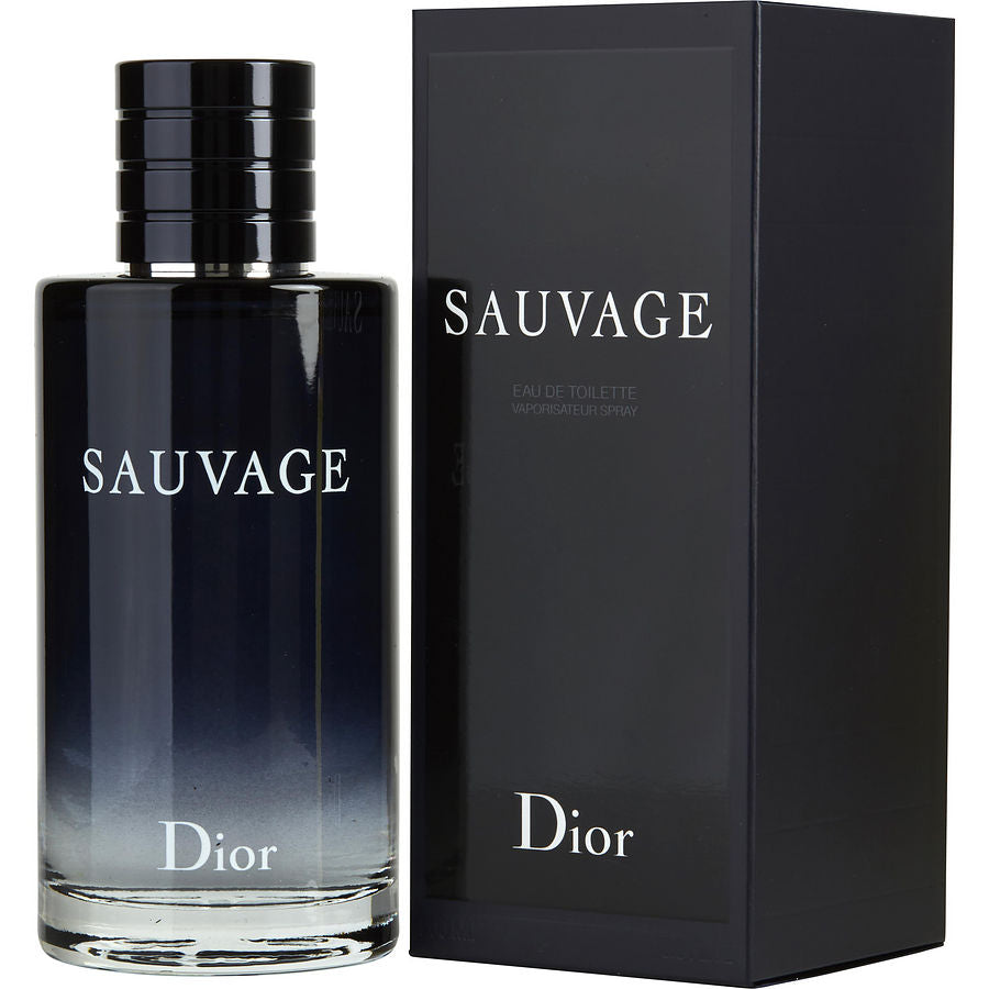 Dior Sauvage Eau De Toilette Spray