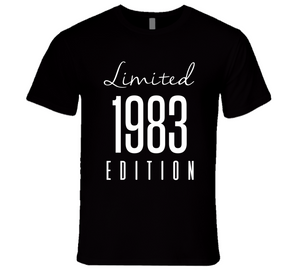 Limited Edition 1983 T-Shirt