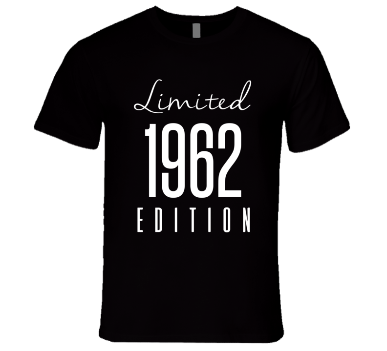 Limited Edition 1962 T-Shirt