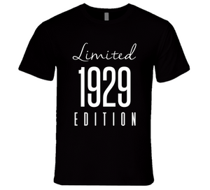 Limited Edition 1929 T-Shirt