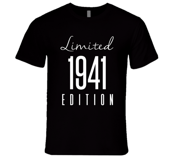 Limited Edition 1941 T-Shirt