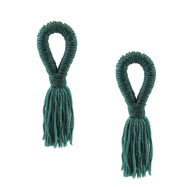 Tassel & Loop Earrings