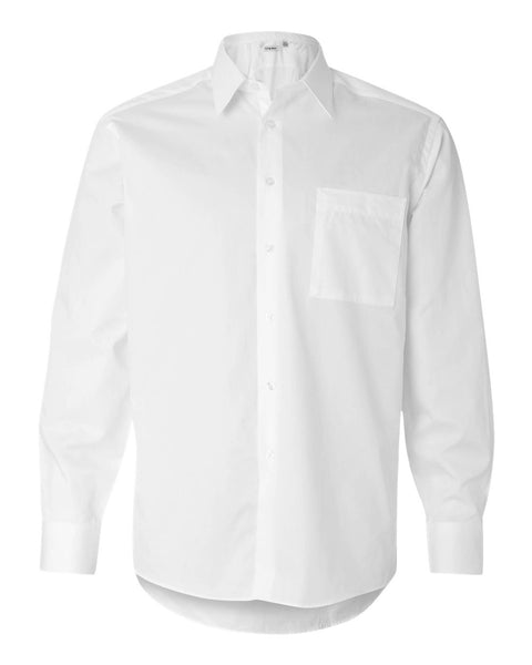 Calvin Klein-Pure Finish Cotton Shirt