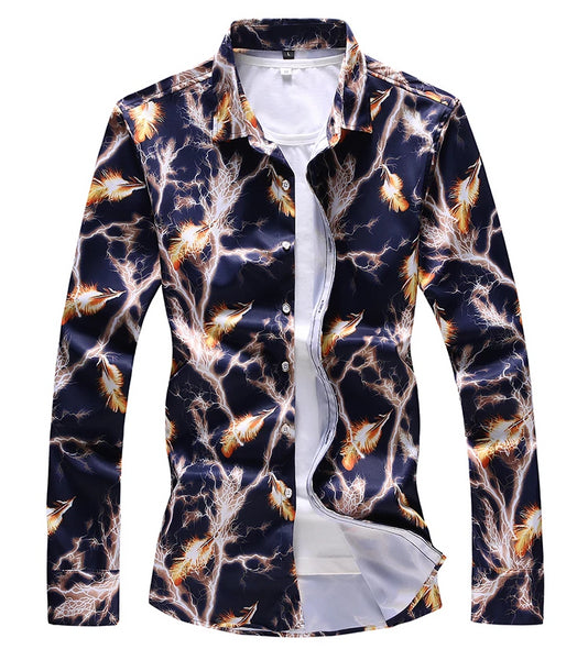 Phoenix Returns Slim Fit Long Sleeve Shirt