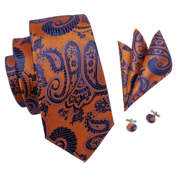 Aztec Treasures Neck Tie Set