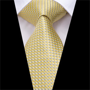 Wall Street Neck Tie Set