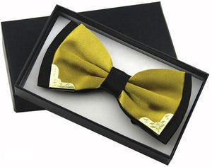 Captains Luxury Silk Butterfly Bow Tie