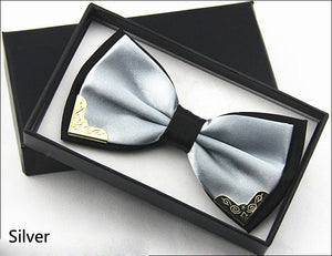 Captains Choice Luxury Silk Butterfly Bow Tie