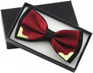 Red Carpet Ready Butterfly Bow Tie