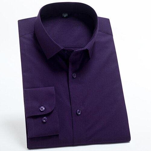 Purple Punch Long Sleeve Dress Shirt
